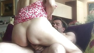 Sosso2B is fucked on the sofa !