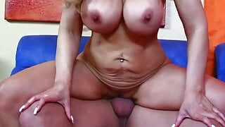 Hot Milf with Big Boobs loves Huge Cock - vol. #02