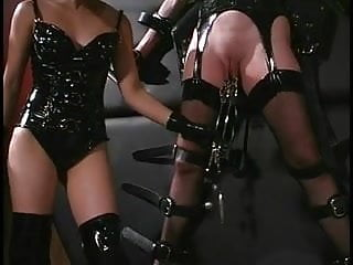Lesbian dominatrix porn Asian dominatrix playing with the slaves pussy
