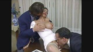 Sarah Young, Office Sex and DP