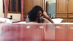 Andhra wife rani sucking cock