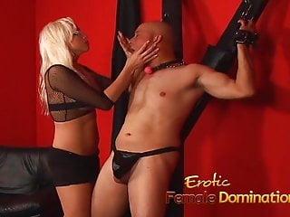 Hunter pleasure class Kinky blonde stunner nikki hunter pleasures her mans fat