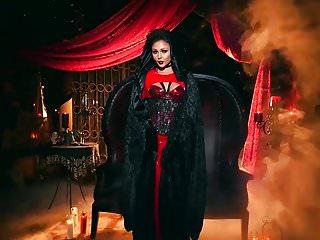 Vampire anal porn - Twistys.com - sexy vampire xxx scene with ariana marie