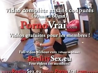 Fuck my young wife - A stranger fuck my wife french amateur