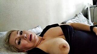 Mom's big boobs: instruction manual ))
