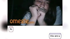 Horny girl on omegle