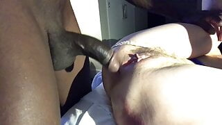 Horny MILF Grandma gets fucked