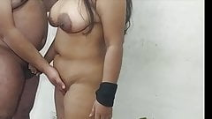 Indian Newl merried wife fucking with Ex Bf in her home