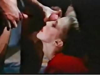 Vintage blow job vids - Lysa thatchers..blow job throat bang