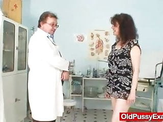 Czech amature hairy matures Unshaven pussy extreme karla visits a doc