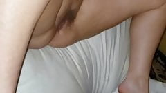 Wife taking black load