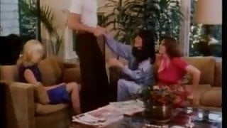 Swedish erotica part 6: foursome with three females