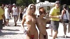 Fun at a Nudist rally 19