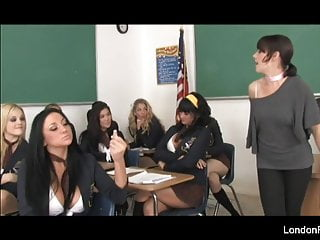 Texas sex offrnder Schoolgirl orgy with london keyes, alexis texas, and more