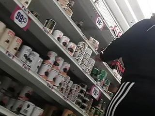 Cake fuck up Ebony milf juicy cakes on the cookies aisle