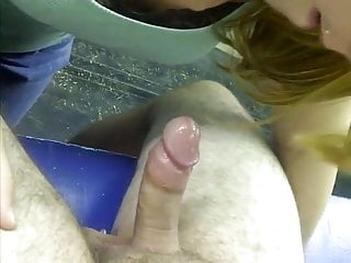 Enterprise rent a car suck Blonde college girl pays her rent by sucking a small cock