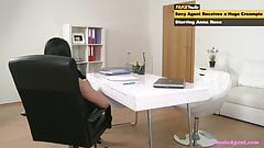 Female Agent Best Fucks on her Casting Couch Compilation