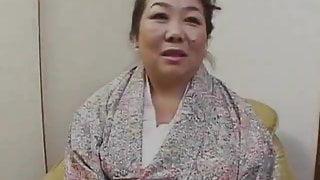 Japanese Granny BBW