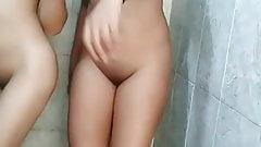 sexy indian girls bathing