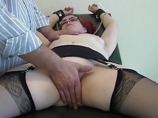 Girl fucks dog tied - Tied and fucked