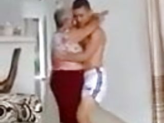 Boys latin tgp - Latin granny dances with young boy