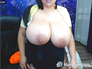 Biggest natural boob in the world Lactating biggest boobs
