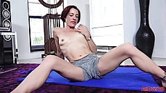 Stretching isn't Enough for a MILF