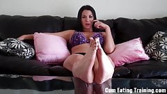 Are you ready to swallow a big load of cum CEI
