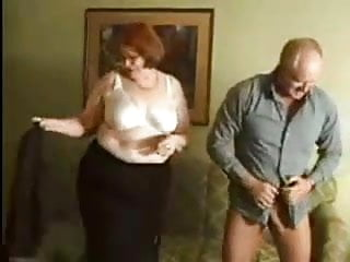 Granma fuck clips - Granma gets drilled by granpa in the livingroom