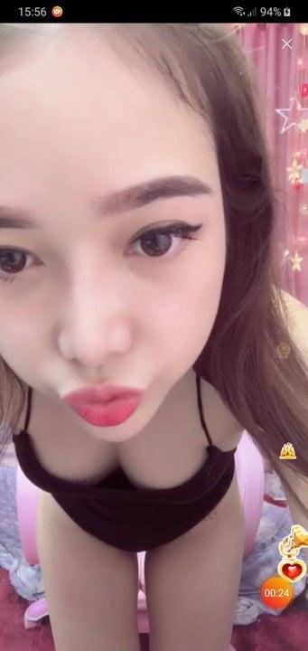 Bigo Vietnam Girl Ass