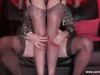 Slut big - Sissy slut big cock teased and wanked then cum on milfs tits