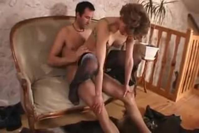 Mature Mom And Son Anal