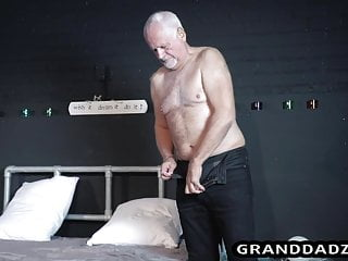 Masturbation laws - Old grandpa masturbates and gets caught by niece in law