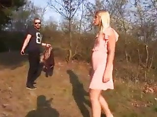 Perfect blonde teen slutload Perfect blonde first time enjoying public sex