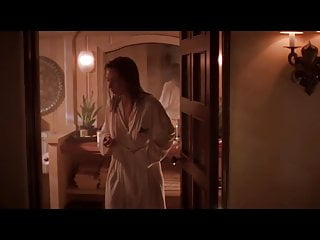 Sexy bathrobe - Jennifer love hewitt - wet bathrobe. nipples.