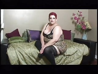 Big fat ass gallery - Bbw mature redhead with big fat ass fucked hardly