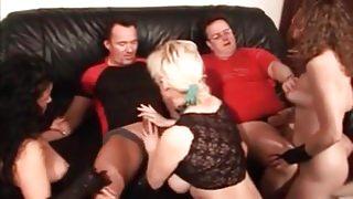 Velvet Swingers Club Mature couples orgy Wild Swingers