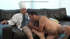 Chief cook my hole