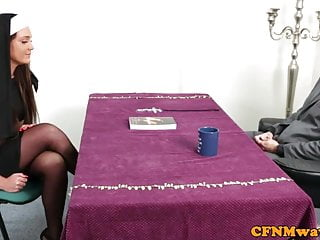 Tiffany and debbie gibson nude Nuns tiffany and emma in rough cock tug