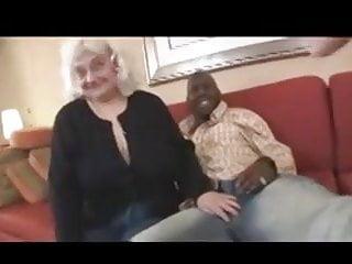Mature white tittes Big titts granny