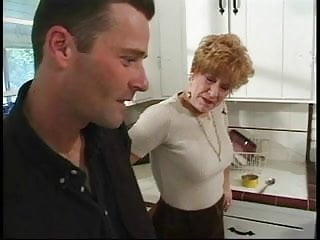 Hairy djokovic - Young guy fucks short-haired redhead 70 year old with fire crotch