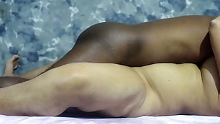 black cock and a fat pussy