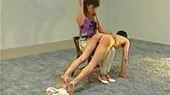 soft spanking