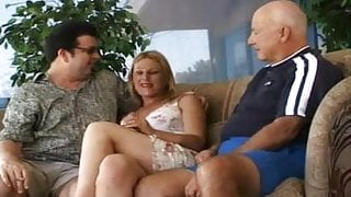MILF Becomes A Real Swinger