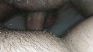 Very close up bareback sex! Breeding sex with hot MILF!