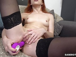 Gay studs cumming and moaning videos Solo redhead, atisha is moaning while cumming, in 4k