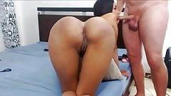 Babe Huge Fake Ass Butt Booty