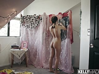 Condom as birth control - Selena stone creampied with no birth control