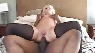 Emma Heart interracial threesome