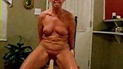 Nasty older woman have fun